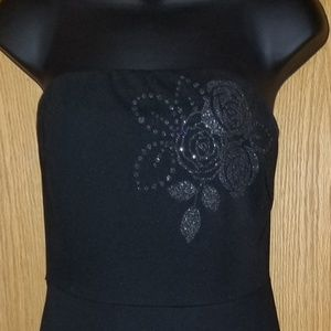 Express Casual Blk Party Dress-Sz 3/4-EUC-MSRP-$54